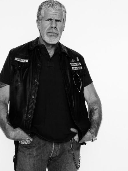 "Ron Perlman ""Sons of Anarchy"""