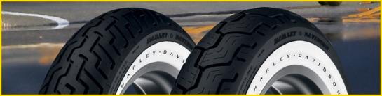Dunlop Harley-Davidson Tires