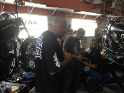 Lujan Motorcycles