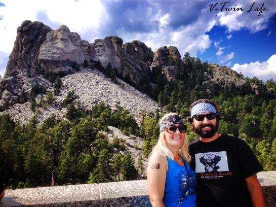 V-Twin Life - Mount Rushmore