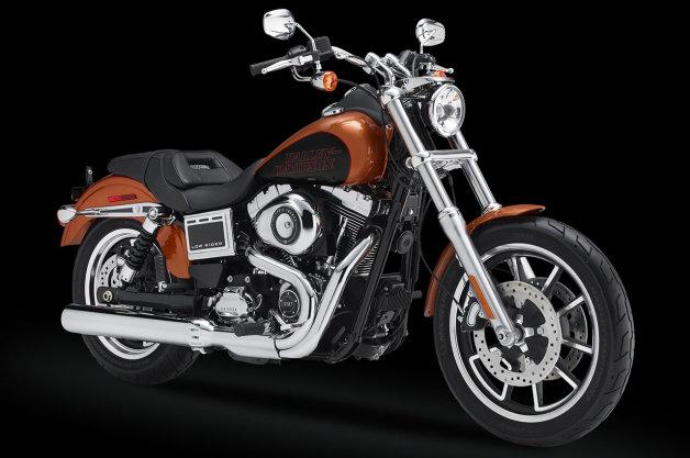 Harley-Davidson 2014 Dyna Low Rider Recall